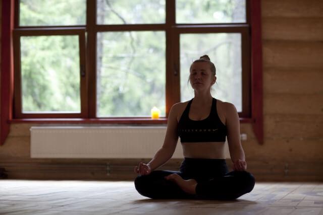 ボイドタイムは瞑想に最適